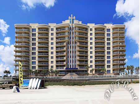 Daytona Ocean Front Rentals Luxury Vacation Upscale Beachfront - Daytona beach oceanfront house rentals